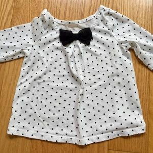 Children's Place Matching Sets - Children's place black and white outfit